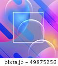 背景 ダイナミック 豪快のイラスト 49875256