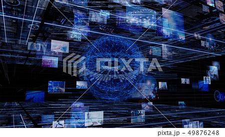 サイバー 画像群 49876248