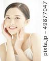 女性 人物 若い女性の写真 49877047