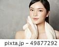 女性 フィットネス 人物の写真 49877292