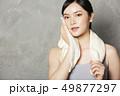 女性 フィットネス 人物の写真 49877297