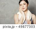 女性 スポーツウェア ダイエットの写真 49877303