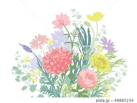 豪華な花束 49885234