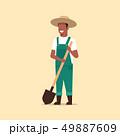 コンセプト 概念 農業のイラスト 49887609