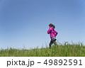 女性 ランニング 空抜け 49892591