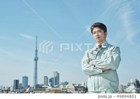 工業イメージ 49894801