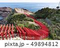 元乃隅神社 鳥居 風景の写真 49894812