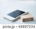スマホ スマートフォン 電話の写真 49897334