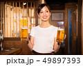 女性 居酒屋 従業員の写真 49897393