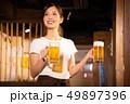 女性 居酒屋 従業員の写真 49897396