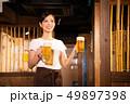 女性 女の子 居酒屋の写真 49897398