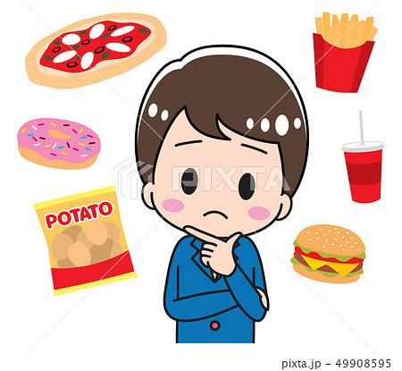 ダイエット 悩む高校生 49908595