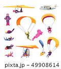 Skydiving Flat Set  49908614
