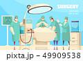 病院 クリニック 医院のイラスト 49909538