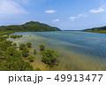 西表島の風景  49913477