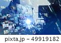 ビッグデータ デジタル 未来の写真 49919182
