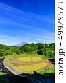 水田 稲 田畑の写真 49929573