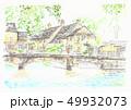 世界遺産の街並み・イギリス/コッツヲルズ モーターハウス 49932073