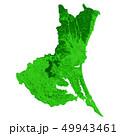 茨城県地図 49943461