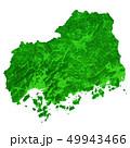 広島県地図 49943466
