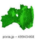 福島県地図 49943468