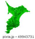 千葉県地図 49943731
