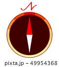 羅針盤(コンパス) 方角 文字 49954368