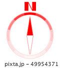 羅針盤(コンパス) 方角 文字 49954371