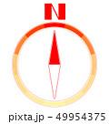 羅針盤(コンパス) 方角 文字 49954375