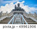 Tian Tan Buddha, famous Big Buddha in Hong Kong 49961906