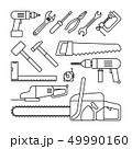 器具 道具 用具のイラスト 49990160