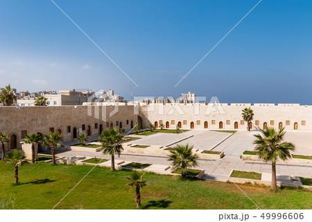 Citadel of Qaitbay fortress, Alexandria, Egypt 49996606