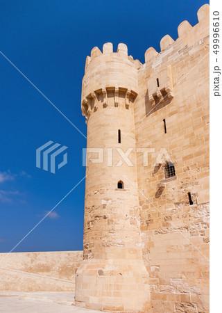 Citadel of Qaitbay fortress, Alexandria, Egypt 49996610