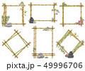 青竹 ベクタ ベクターのイラスト 49996706