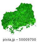 広島県地図 広島 広島県のイラスト 50009700