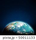 惑星 地球 マップのイラスト 50011133