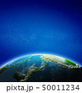 アメリカ 米国 スペースのイラスト 50011234