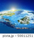 インドネシア 惑星 地球のイラスト 50011251