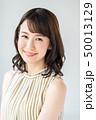 ヘアスタイル 保湿 女性の写真 50013129