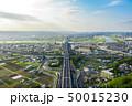 空撮 交通 道路の写真 50015230