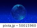 地球 マップ 地図のイラスト 50015960