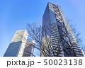 高層ビルと青空 50023138