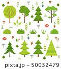 樹木 樹 ツリーのイラスト 50032479