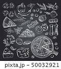 イタリア イタリアン 料理のイラスト 50032921