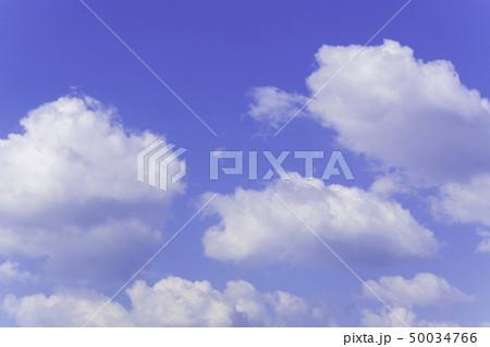 青空 空 雲 背景 背景素材 50034766