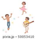 サンバを踊る子どもたち 50053410
