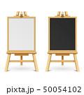 イーゼル フレーム 三脚のイラスト 50054102