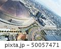 福岡市ももち浜 ヤフオクドームの見える景色 50057471