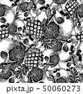 パターン 柄 模様のイラスト 50060273