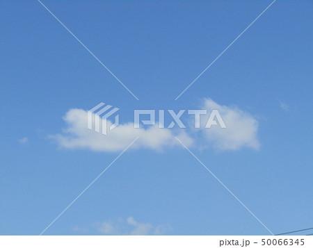 高浜北公園の白い雲と青空 50066345